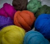 Laine mèche ou laine ruban